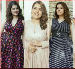 This plus-size actress gets angry over body-shaming, says