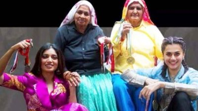 Shooter Dadi watches trailer of Saand ki Aankh at home, here's her reaction