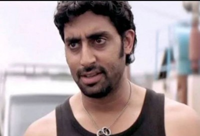 Abhishek's epic reply to the user who asked  'hash hai kya?'