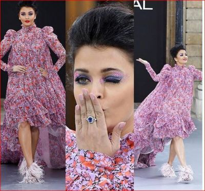 This designer of India mocks Aishwarya Rai's look, Says,