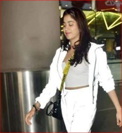 This look of Janhavi Kapoor is worth millions, see photos
