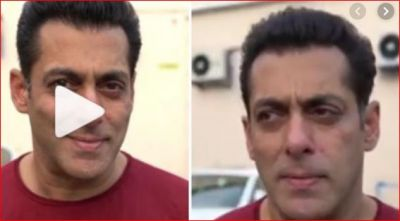 Salman shares video with his fans and wishes Gandhi Jayanti