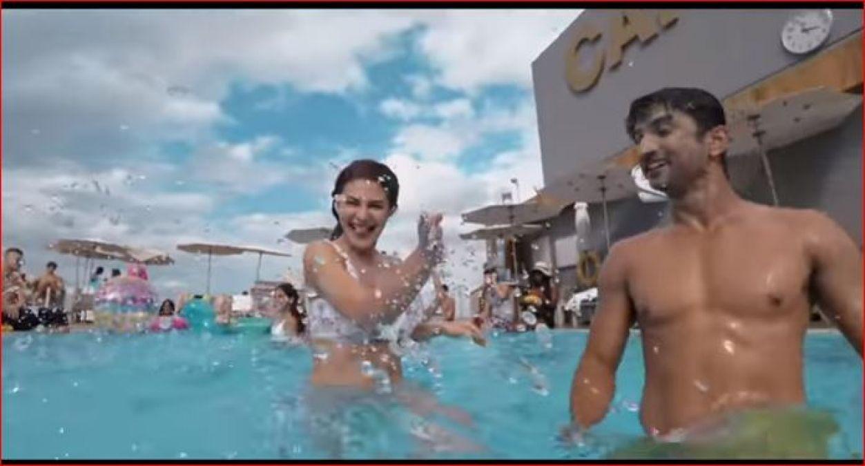 Drive Song Makhna: Sushant Singh Rajput-Jacqueline Fernandez Drop Major Vacation Goals!