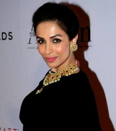 Malaika Arora was looking a red angel in this stylish avatar, created a ruckus on social media!