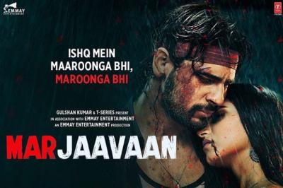 Bollywood film Marjaavaan's 'Tum Hi Aana' song released, see Siddharth Malhotra's amazing look