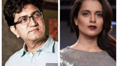 Kangana is telling her truth and it shouldn't be trivialised: Prasoon Joshi