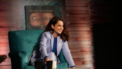 Kangana Ranaut's wins hearts with her stylish looks, video goes viral