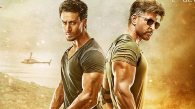 Hrithik and Tiger's 'War' leaked online the very next day of release, may affect the collection