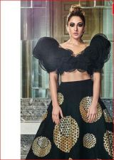 Sara Ali Khan wore a saree for Hello magazine, looked beautiful