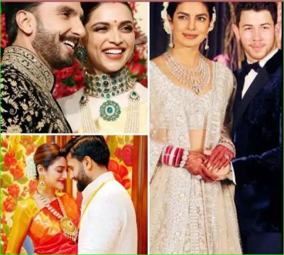 From Priyanka to Deepika, these actresses are celebrating their first Karva Chauth