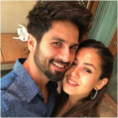 Mira is upset with Shahid's habit shared a photo and said, 'Are all men like this?'