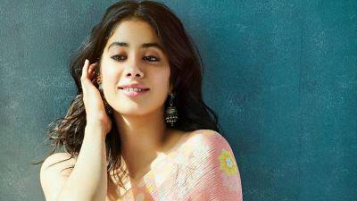 Jahnavi Kapoor makes the head turn as she walks red carpet, fans praises her