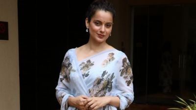 Kangana Ranaut learning Bharatanatyam, working in the biopic of former CM of Tamil Nadu
