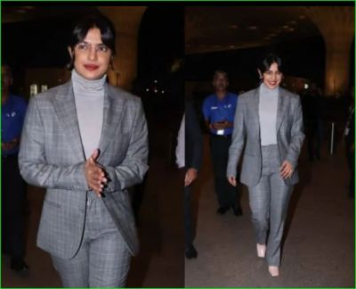 Priyanka Chopra returned to her in-laws after finishing promotion of the film