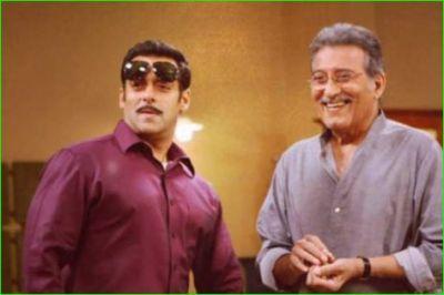 Salman Khan became emotional after shooting of 'Dabangg 3' ended, remembered Vinod Khanna