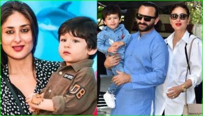 Taimur Ali Khan's popularity is trouble for neighbours, Here's how saif reacted