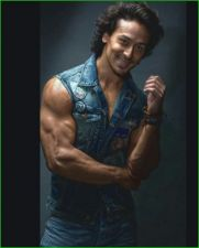 Tiger Shroff is very happy with his identity as an action hero