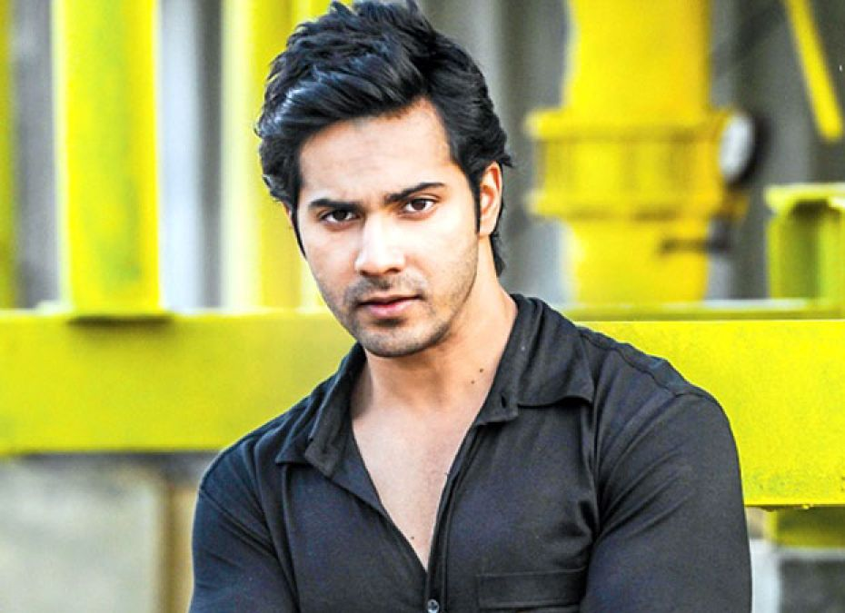 Varun Dhawan gave a big birthday gift to one of his loved ones, got down from the car and did this