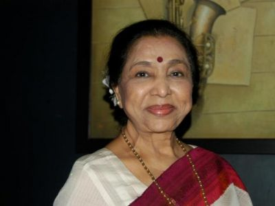 Eminent Bollywood singer Asha Bhosle gave voice to this film song, will be released soon
