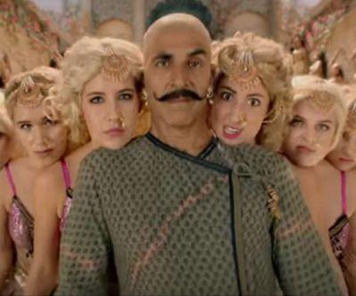 शैतान का साला गाने पर अक्षय कुमार ने दिखाए क्रेजी मूव्स, नही देखा होगा ऐसा वीडियों