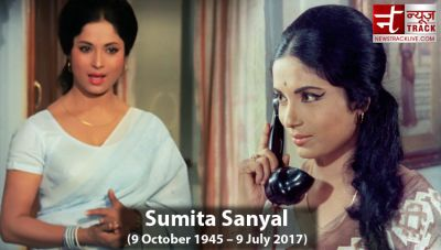 Sumita Sanyal was Amitabh's girlfriend, also worked in Bengali films