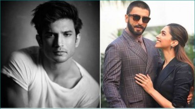 Ranveer Singh tweets for first time since Sushant's death