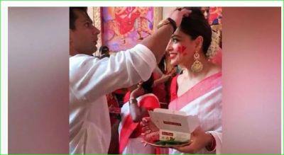 पत्नी बिपाशा बसु की मांग में करण ने भरा उल्टा सिंदूर लेकिन तभी..., वीडियो हो रहा वायरल