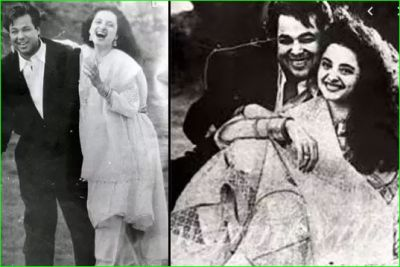 Rekha was married to this famous person but gave his life by hanging from her scarf