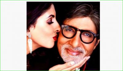 Daughter Shweta Bachchan wishes her father a very happy birthday in this lovely way