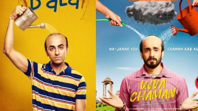 Two bald men will clash at the box office, Here's the release date of 'Bala' and 'Ujra Chaman'