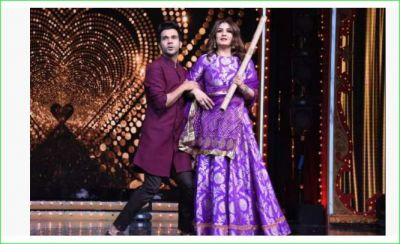 Rajkummar Rao could not stop himself from staring at Raveena Tandon, Know what happened later