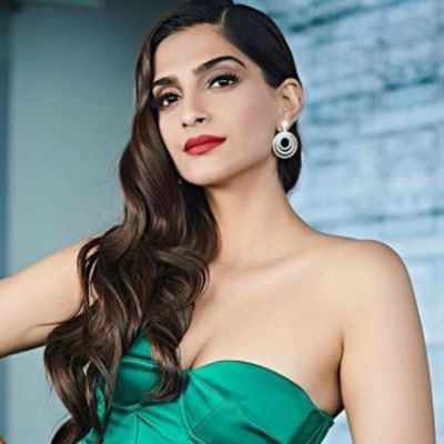 Sonam Kapoor shared a very beautiful photo, looked amazing like a princess