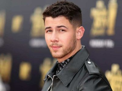 Priyanka's husband Nick Jonas did something like this on social media