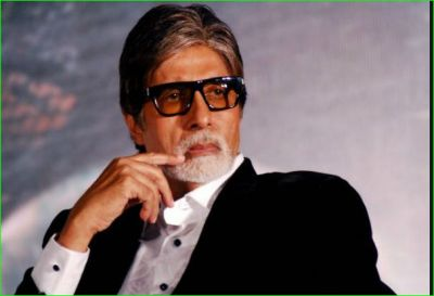 This actress has accused Amitabh Bachchan of sexual exploitation, says, 'touched in the wrong way ...'!