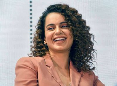 Bollywood actress Kangana Ranaut's stylish look shocks the fans, see here!