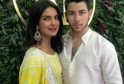 Priyanka Chopra and Nick Jonas are seen in the same color, see beautiful photos