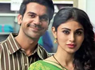 Video: Rajkummar Rao did a tremendous dance, Mouni started from behind