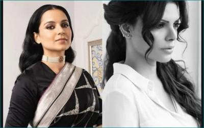 Sherlin Chopra came in support of Kangana Ranaut, says