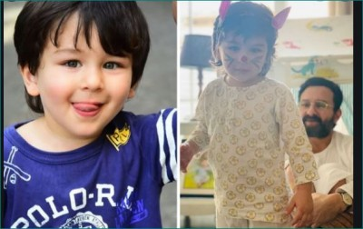 Taimur Ali Khan likes to watch 'Ramayana', compares himself with this character