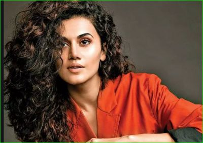 Taapsee Pannu consider a curse to work with this director, completes shooting for this film