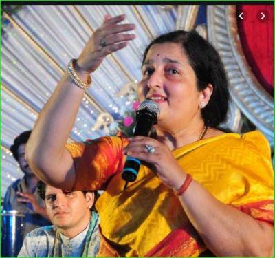 अयोध्या में राम मंदिर बनने पर खुलकर बोलीं अनुराधा पौडवाल, कहा- 'मंदिर बनना शुरू...'