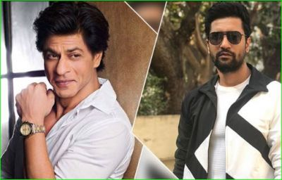 Vicky Kaushal wants to learn this thing from Shahrukh Khan