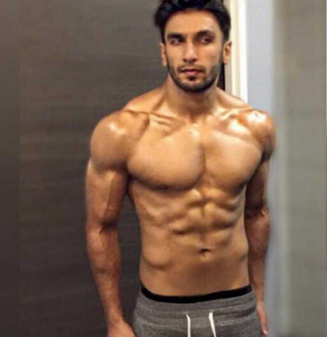 Ranveer Singh looked 'Bahubali' in his body, Anil Kapoor said 'Ye body Mujhe De de thakur'