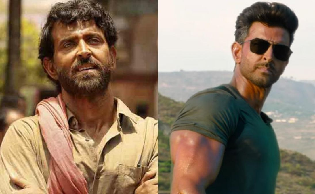 On the success of Super 30 and War, Hrithik Roshan says,