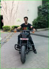 Rajkummar Rao buys Harley Davidson before Diwali, you will be blown away after hearing the price