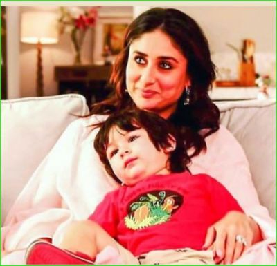 Taimur likes to get clicked by media photographers, says to Kareena