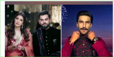 Ranveer's Diwali avatar seen in Manyavar's ad, Virushka exited!
