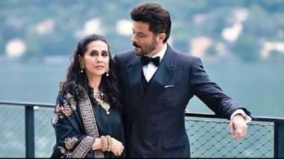 Anil Kapoor shares a video with a super cute caption for his wife on Karva Chauth, watch the video here