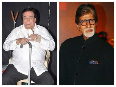 Kader Khan had to leave movie for not calling Amitabh Bachchan 'Amit Ji'