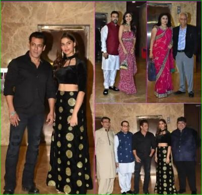 Ramesh Taurani's Pre-Diwali Party, big stars joined